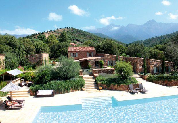 Combien coûte une location de vacances en Corse du Sud ?