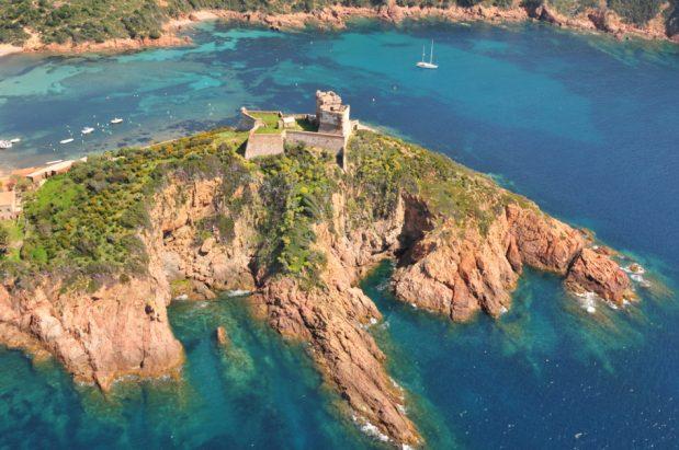 Corse | Visite de la réserve naturelle de scandola