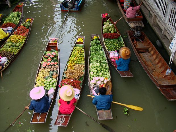 Quels sont les meilleurs marchés flottants à visiter en Thaïlande?