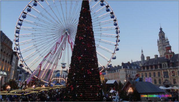 Passer les fetes de Noel dans le nord de la France