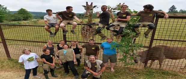 Le Parc zoo du Reynou: un parc qui compte plus de 130 espèces différentes