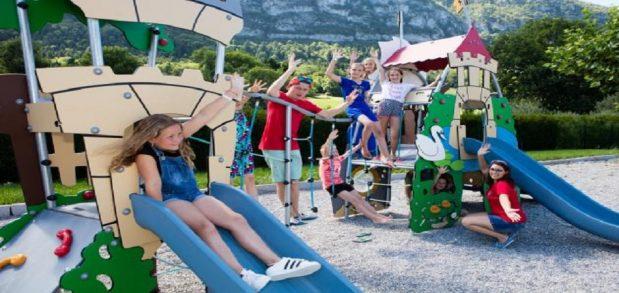 Camping L'Idéal : des vacances actives à Annecy, entre lac et montagne !