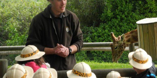 Partez à la découverte du parc zoologique de Champrepus en Normandie!
