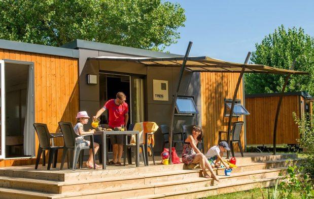 Camping ouvert à l'année : où en trouver près de Lyon ?