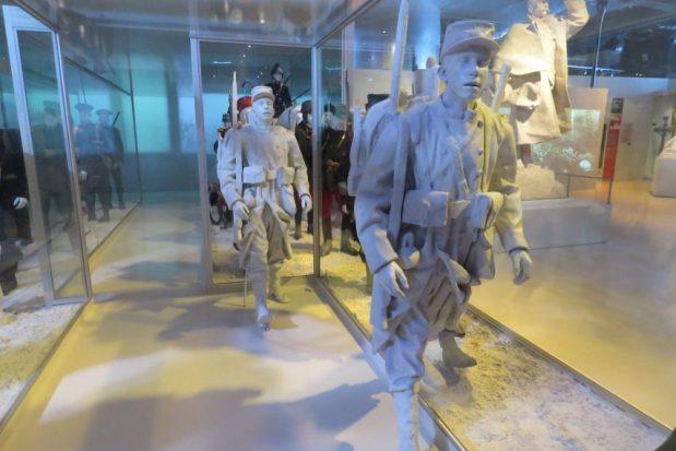 Découvrez le Musée de la Grande Guerre en Seine-et-Marne