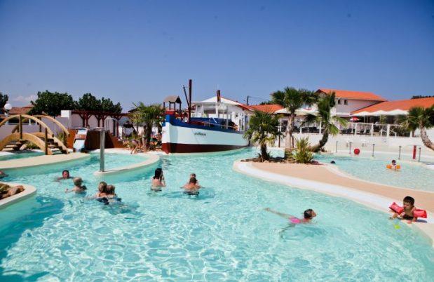 Vacances à Bidart : où camper à peu de frais ?